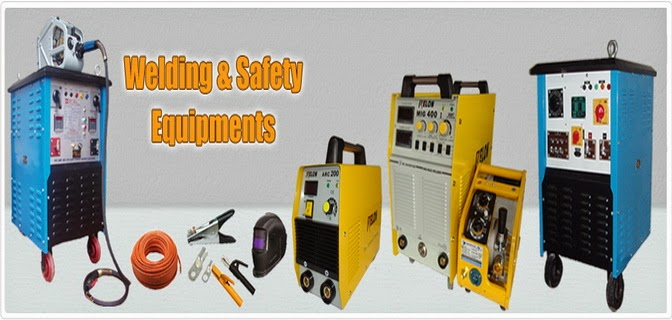 WELDING & SAFETY EQUIPMENTS
