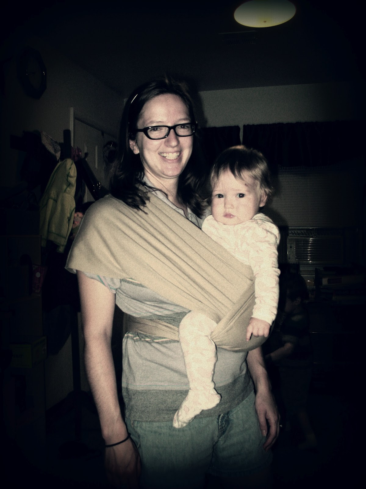 One Hope Left Homemade Baby Ktan Carrier Instructions