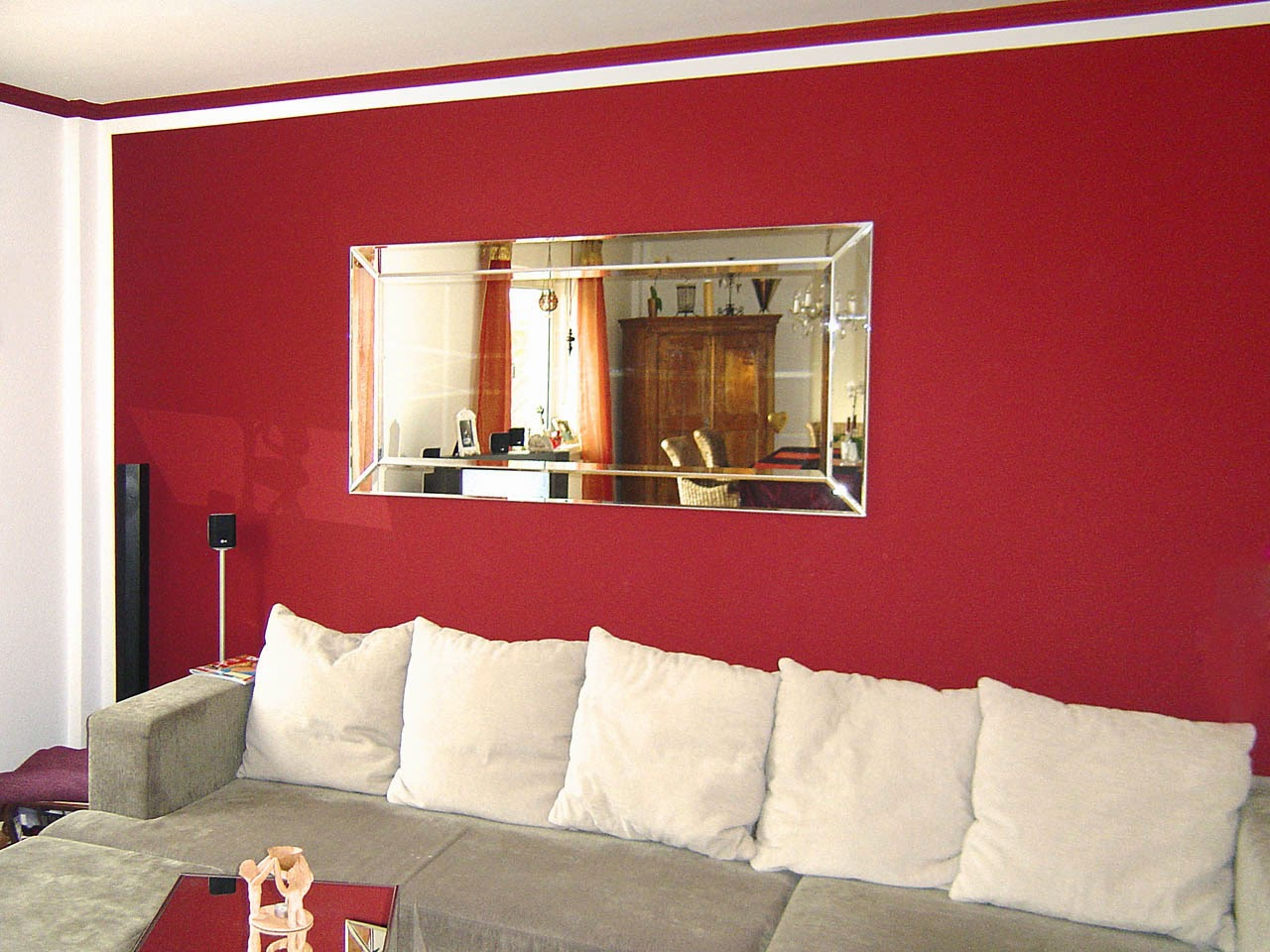 Decorilumina ideas sobre decoraci n de paredes interiores - Decoracion paredes pintura ...