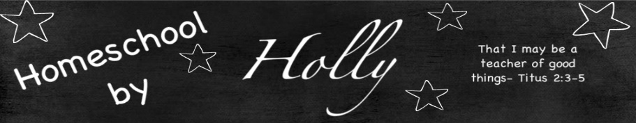 Homeschool by Holly