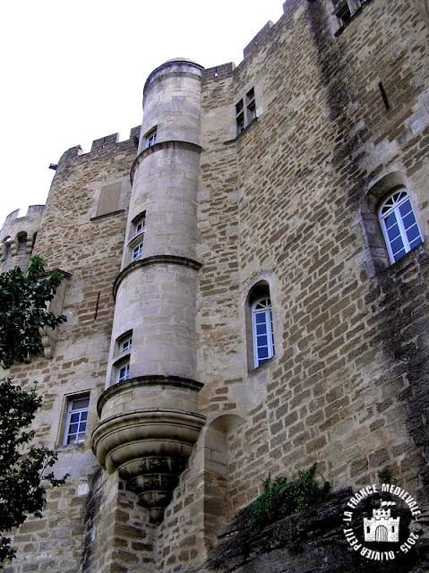 SUZE-LA-ROUSSE (26) - Château