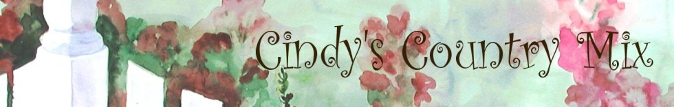 Cindy's Country Mix