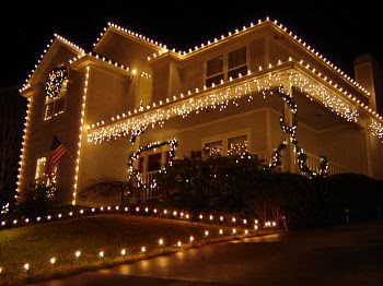 Christmas lighting decor, xmas outdoor lighting bulbs