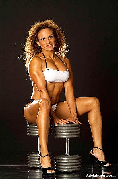 Fitness Competitor - Adela Garcia