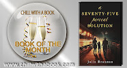 Book of the Month - A Seventy-Five Percent Solution by Julia Brannan