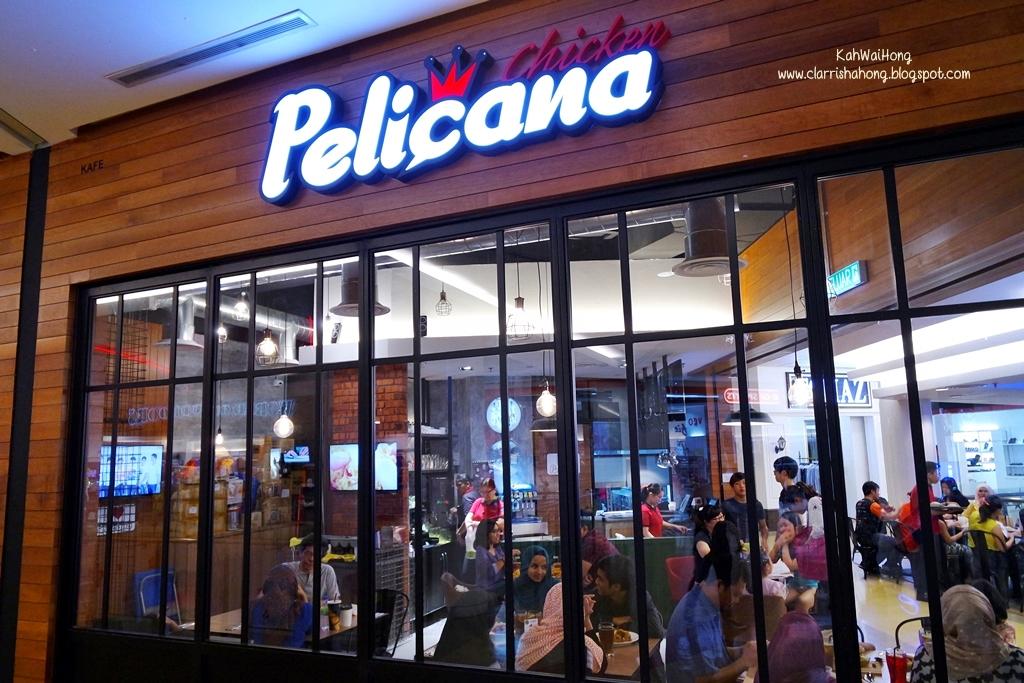 Memoirs Of C Food Pelicana Chicken Malaysia E Curve Mutiara