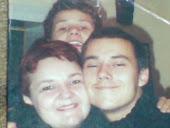 Ja i synowie Michał-najstarszy na pierwszym planie
