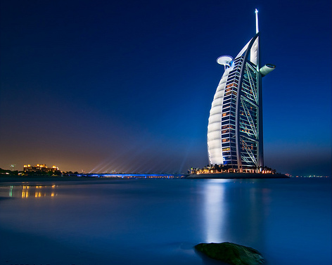 Tourism burj al arab for Burj al arab