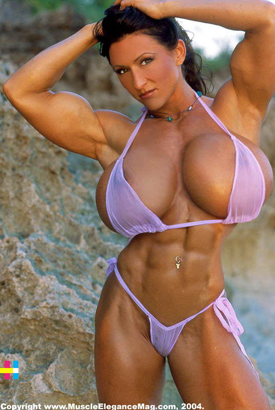 muscle expansion woman porn