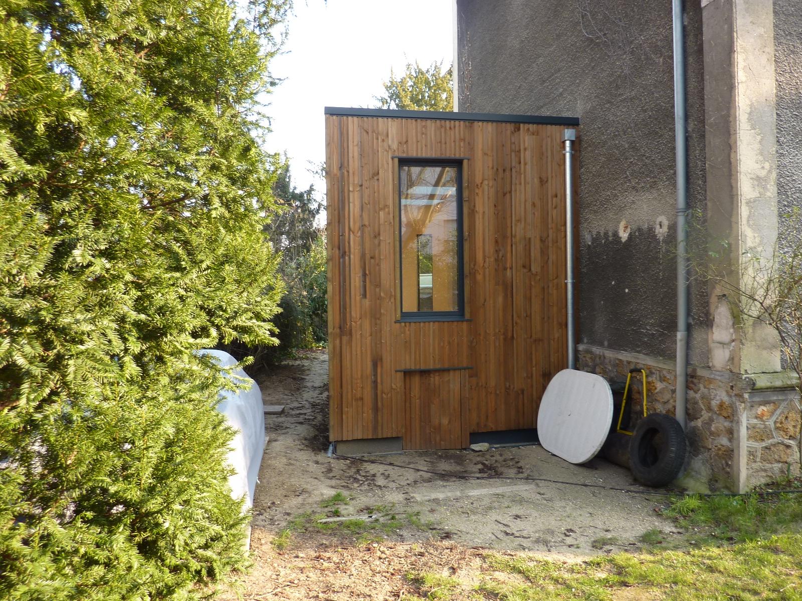 extension bois le plessis robinson 92 architecte maison bois paris alsace. Black Bedroom Furniture Sets. Home Design Ideas