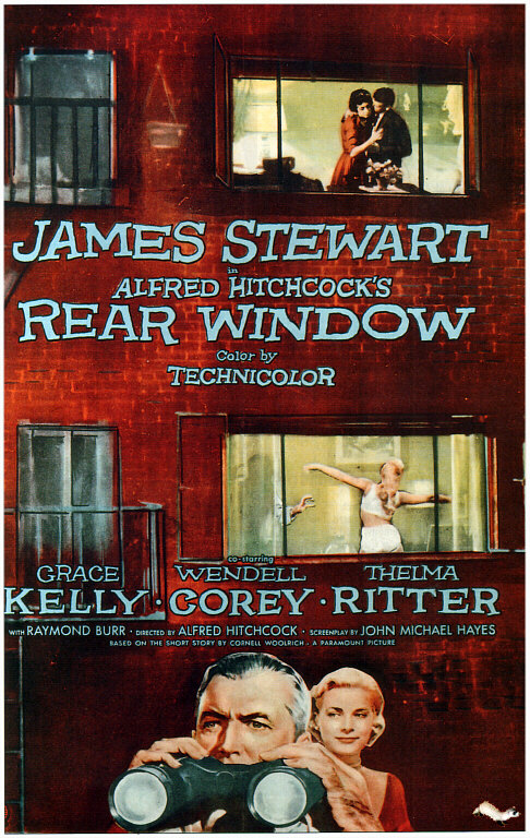 A mythical monkey writes about the movies the katie bar for 1954 rear window