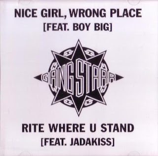 Gang Starr – Nice Girl, Wrong Place (VLS) (2003) (192 kbps)