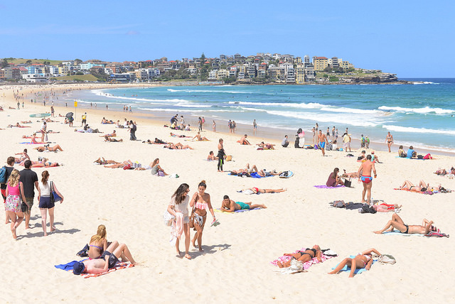 Sydney Beaches, Bondi Beach