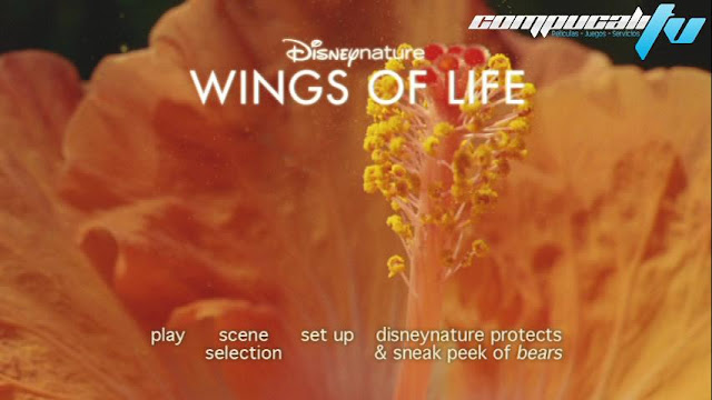 Wings of Life DVDR NTSC Español latino