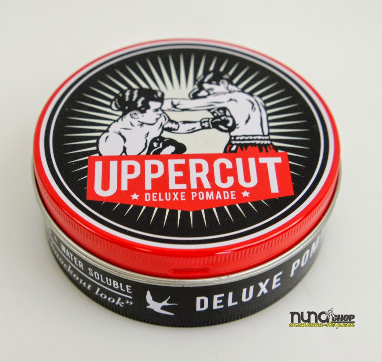 Ready Stock Uppercut Deluxe Pomade (Waterbased)