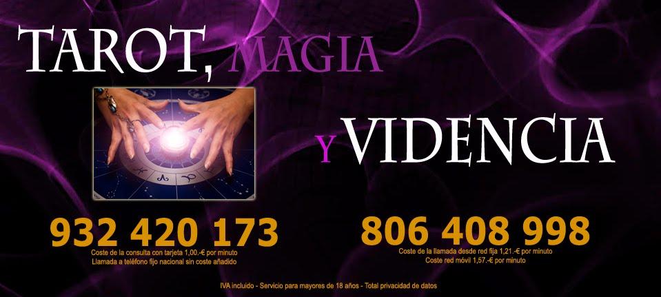 Tarot, Magia y Videncia