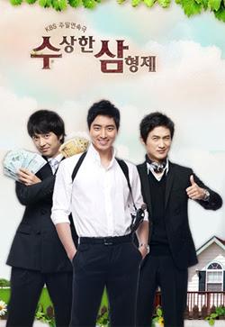 Ba Anh Em - Three Brothers VTV3