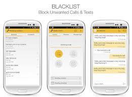 BlackList 4.6 APK Android