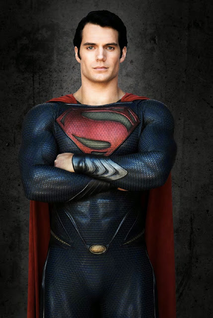 superman man of steel dawn of justice league henry cavill