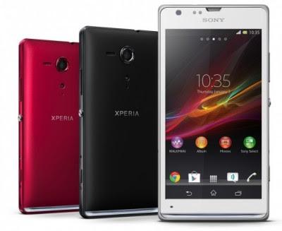 Sony Xperia SP, Harga Sony Xperia SP, Spesifikasi Sony Xperia SP