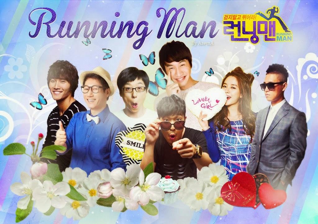 RUNNING MAN BEST KE