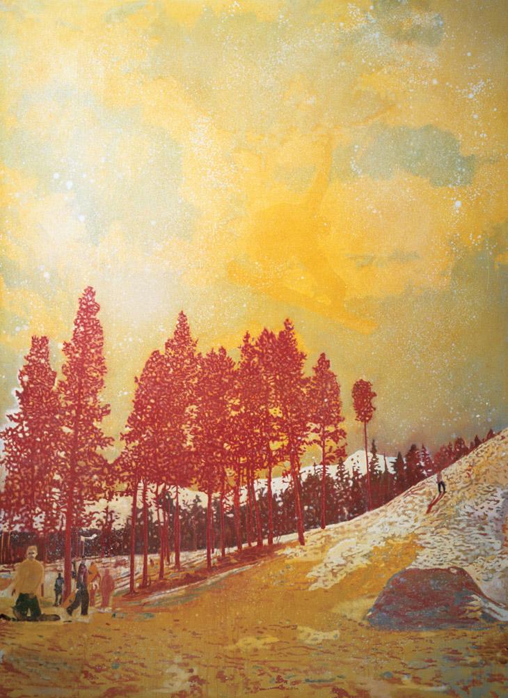Art Amp Artists Peter Doig Part 2