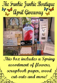 April giveawary
