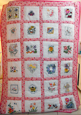 Other Groups That Stitch For Charity: LOVE QUILTS USA : quilts usa - Adamdwight.com