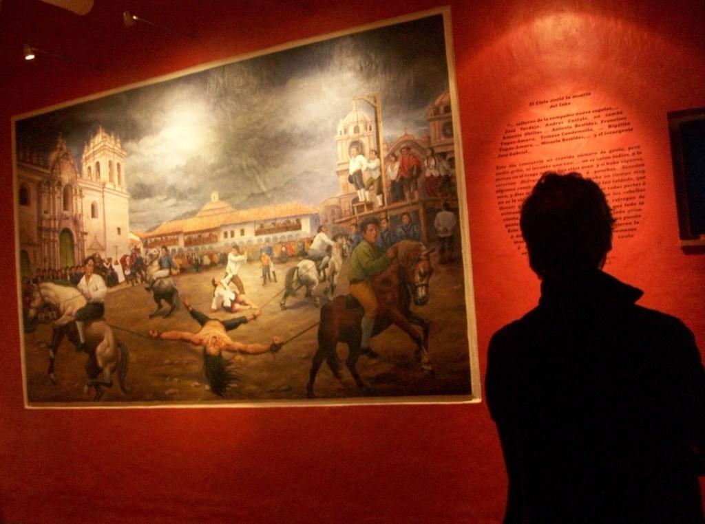Ese peque o salvaje cuadro de el museo de la casa - La casa del cuadro ...