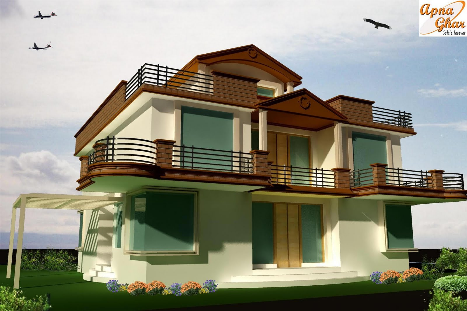 16 best simple residential architectural plans ideas for Residential architecture design