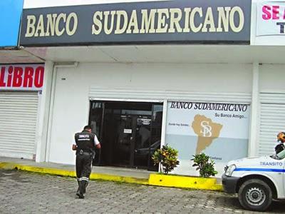 Banco Sudamericano cierre quiebra liquidacion