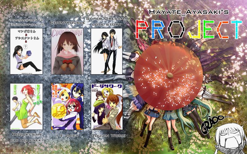 Hozuki-San Chi No Aneki Chap 34 - Next Chap 35