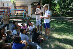 Teaching at Camp