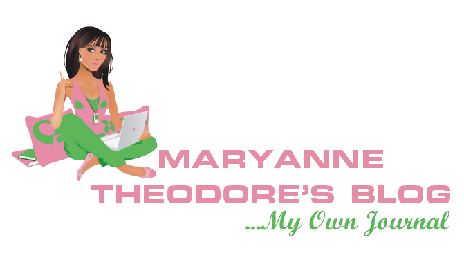 MaryAnne Theodore: Nigerian Personal and Lifestyle Blog
