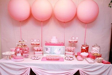 The Green Eyed Lady Blog: Baby Shower Ideas
