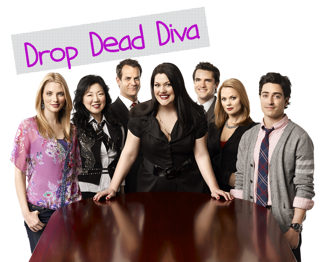 Cultura pop por kilo drop dead diva minha opini o sobre - Drop dead diva 7 ...