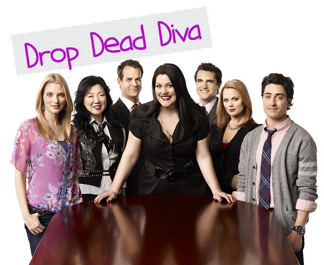 Cultura pop por kilo drop dead diva minha opini o sobre - Drop dead diva finale ...