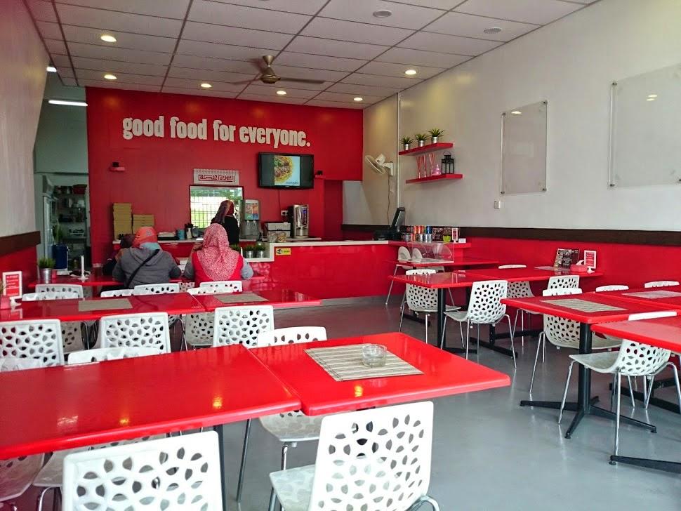 Delish Pizza @ Taman Impian Senai memang Yummy!!