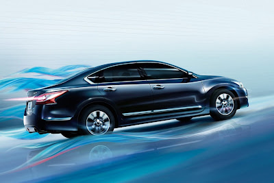 2014 Nissan Teana China