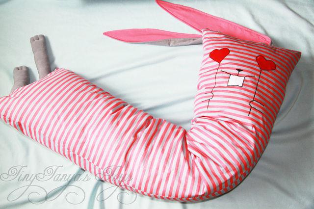 Как сшить подушку конфету своими 79