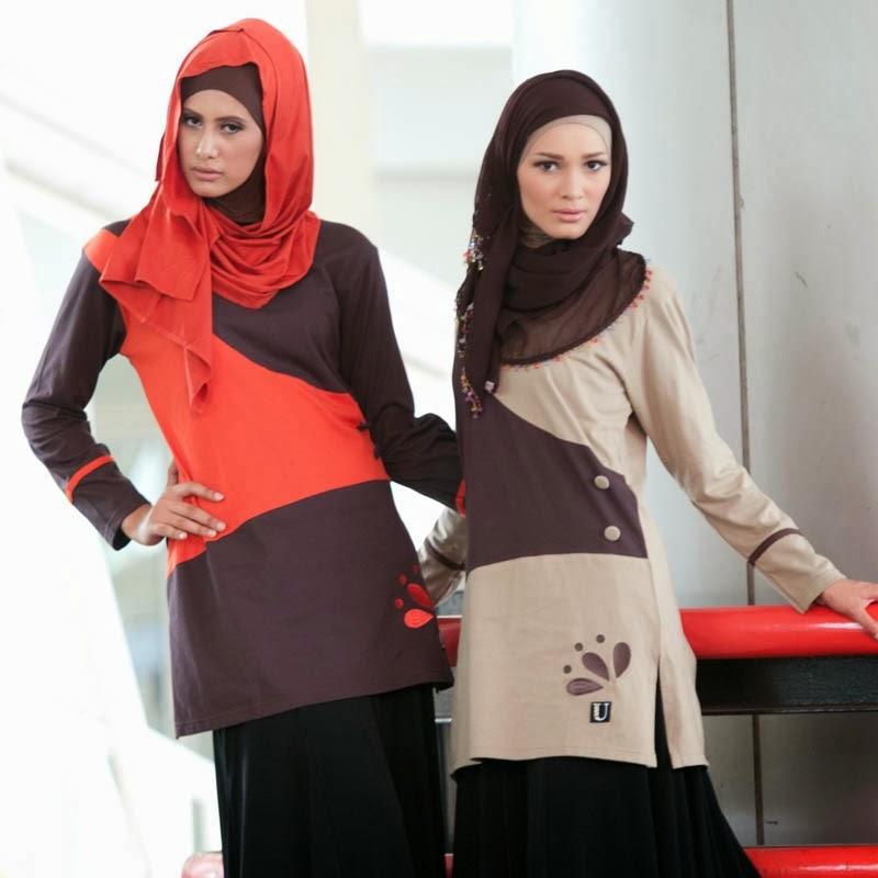 Atasan Kaos Muslim