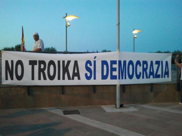 TSIPRAS: 'OGGI È UN GIORNO DI FESTA, PERCHÉ LA DEMOCRAZIA È UNA FESTA'