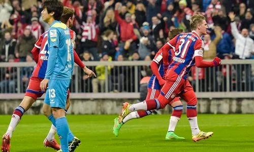 Bayern faz quatro e goleia Colônia sem dificuldades