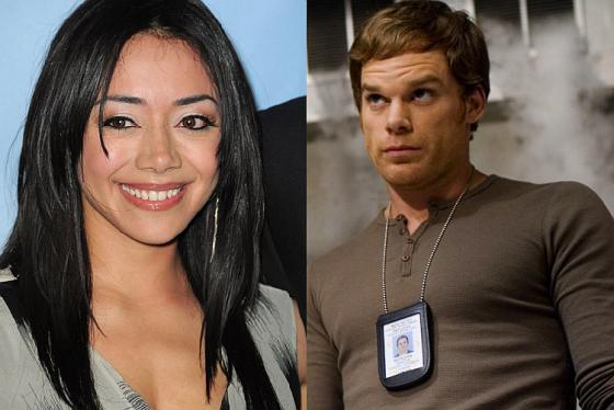 Dexter Daily: Dexter Season 6 Casting News - Aimee Garcia ...