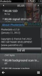 Download Patrick Frei PhoNetInfo v3.5.0 S60v3 S60v5 S^3 Full