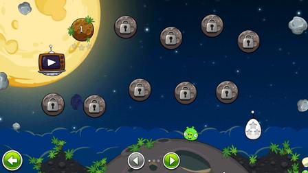 Screenshot 1 - Angry Birds Space 1.6.0   ApKLoVeRz