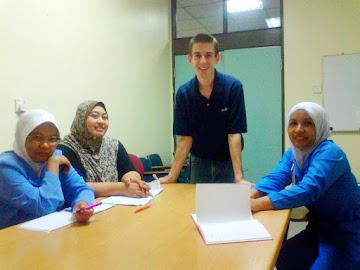 HTAA English Class