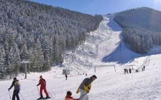 Bulgaristan Bansko Kayak Merkezi