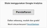 Proses Mendaftar Google Analytics