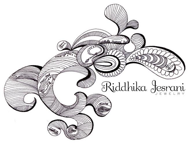 Riddhika Jesrani Jewelry